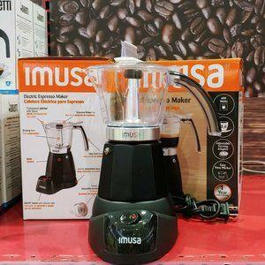 IMUSA Electric Coffee Maker Espresso Cappuccino